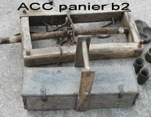 ACC PANIER B2