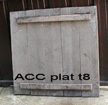 ACC PLAT T8