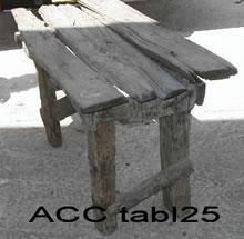 ACC TABL25